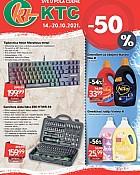 KTC katalog Sve u pola cijene do 20.10.