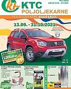KTC katalog Poljoljekarne do 3.11.