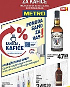 Metro katalog Za kafiće do 10.11.