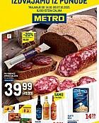 Metro katalog prehrana do 27.10.