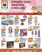 Muller katalog Igračke do 13.10.