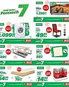 Pevex katalog Pevexovih sedam do 24.10.