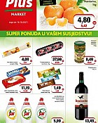 Plus market katalog do 16.10.